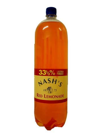Nash's Red Lemonade